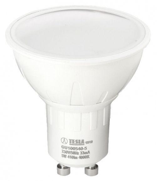 TESLA LED žárovka GU10, 5W 2pack - rozbaleno