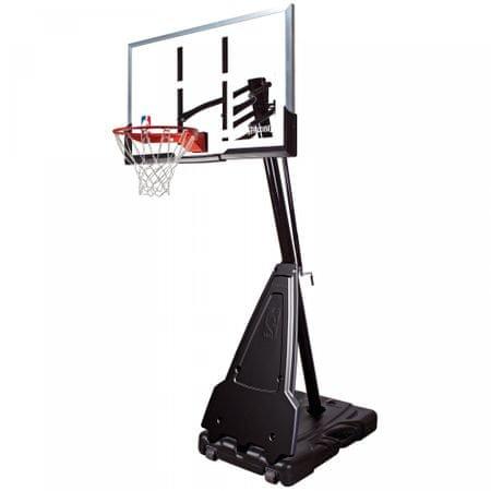 Spalding prenosni košarkarski sistem NBA Gold, 137 cm