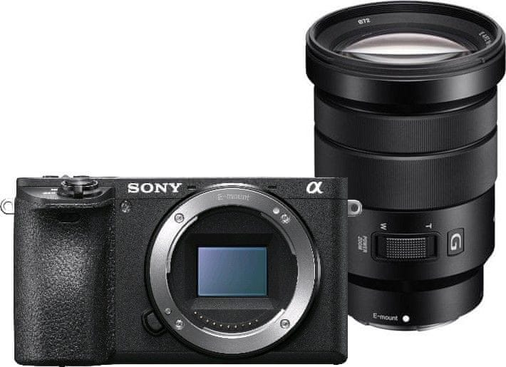 Sony Alpha 6500 + 18-105 mm (ILCE6500GBDI.EU)