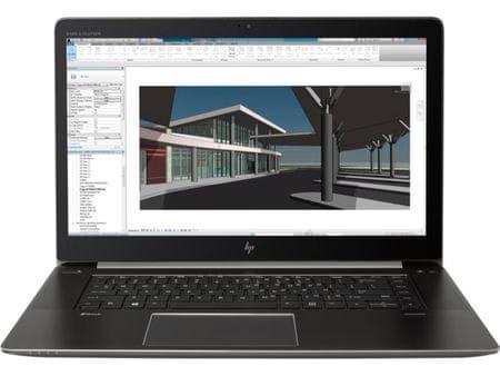 HP prenosnik ZBook Studio G4 i7-7700HQ/8GB/256GBSSD/15,6FHD/QuadroM1200M/Win10Pro (Y6K15EA)