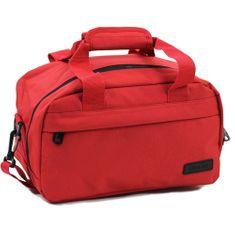 Member's Cestovní taška 14L SB-0043 červená