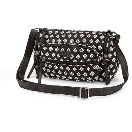 Volcom Crossbody taška Cruz Shoulder Bag Black E6531513-BLK  9b5ceb3d35