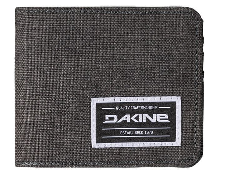 Dakine Peněženka Payback Wallet Carbon 8820117-S17