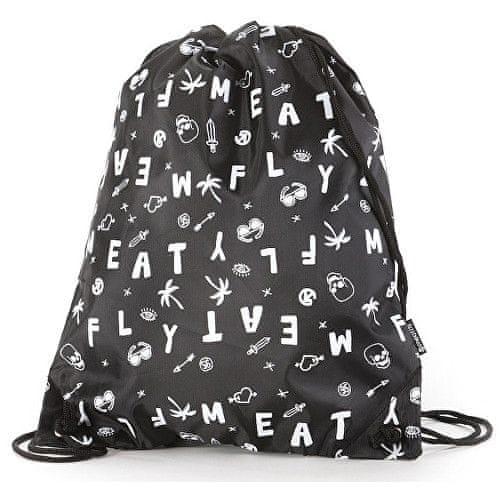 MEATFLY Vak Doodle Benched Bag A Black