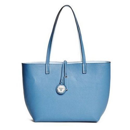 Guess Kabelka Sweet Home Tote Blue