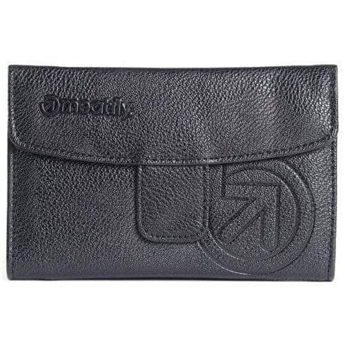 MEATFLY Peněženka Madeline Wallet A Black