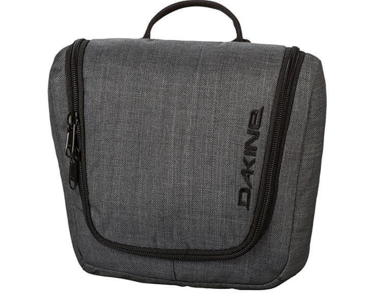 Dakine Cestovní kosmetická taška Travel Kit Carbon 8160010-S17