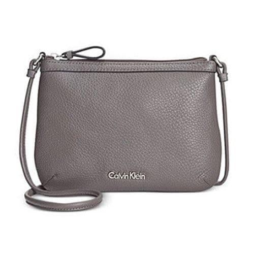 Calvin Klein Crossbody kabelka Pebble Leather Crossbody