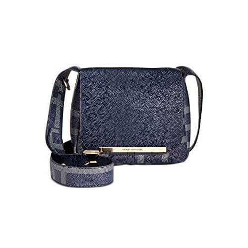 Tommy Hilfiger Dámská kabelka Sienna Saddle Bag Blue