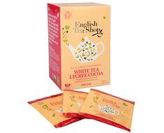English Tea Shop Bílý čaj s liči a kakaem 20 sáčků