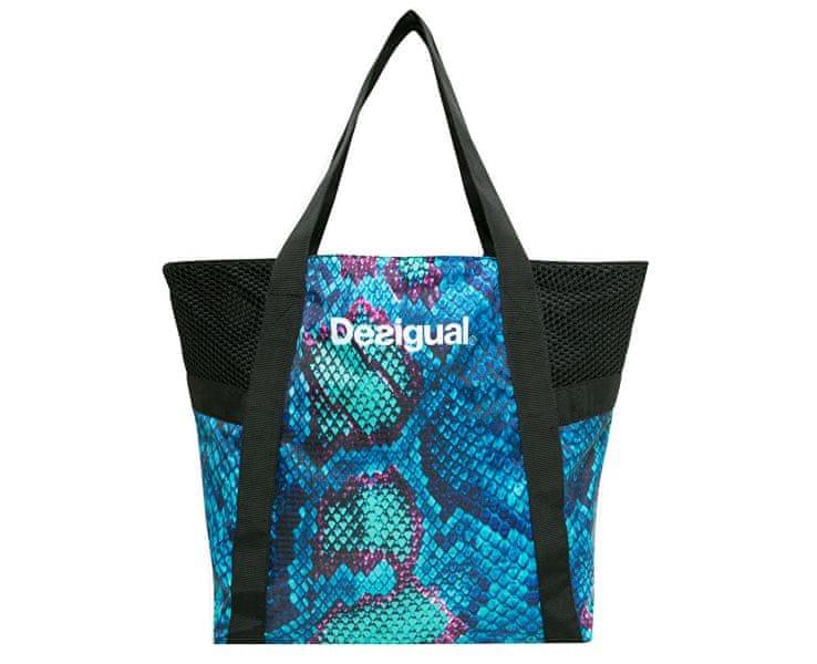 Desigual Sportovní taška Bols L Shopping Bag W 71X5SA2 4100