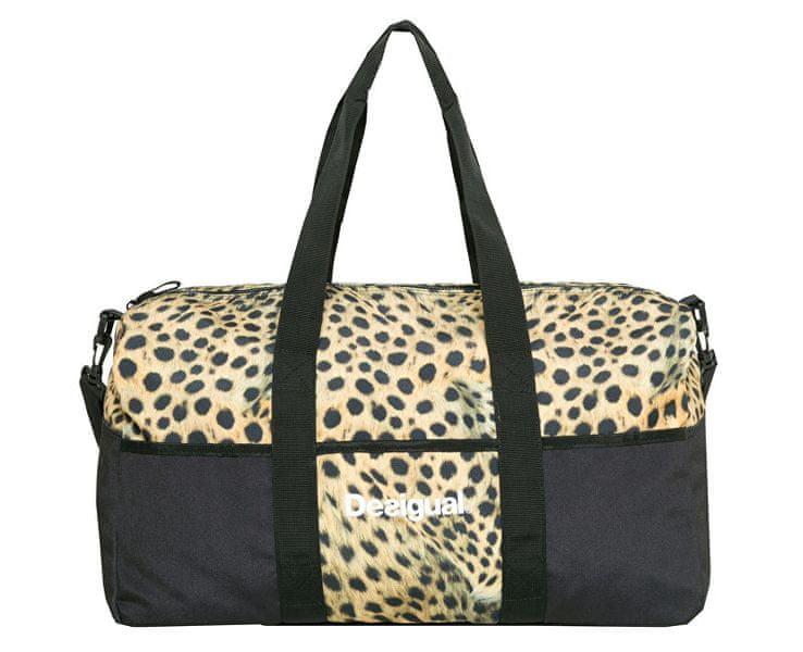 Desigual Sportovní taška Bols Life Bag W 71X5SC6 2000
