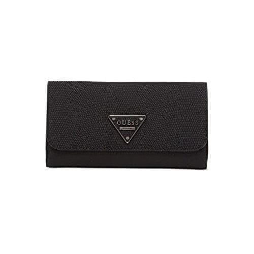 Guess Peněženka Marisole Boxed Slim Clutch Black
