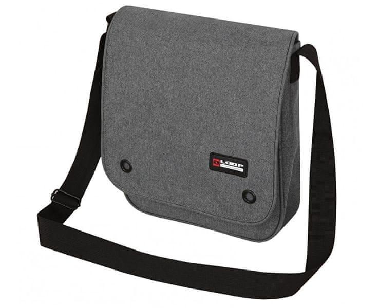 Loap Taška na tablet přes rameno Biney Dk Melange PR1723-T49T