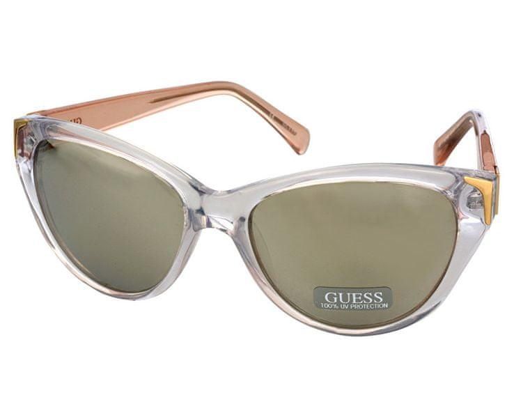 Guess Sluneční brýle SGU7323 CRY3F 58