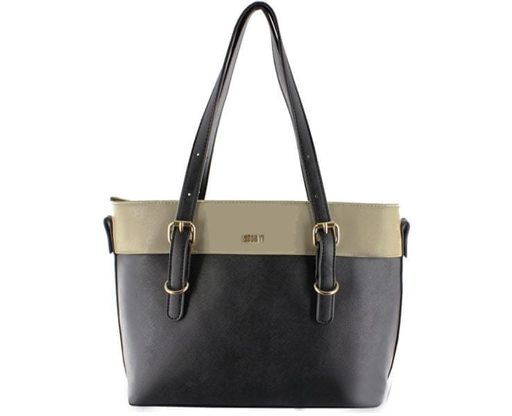 Storm Kabelka Hoxton Handbag Black/Taupe 6STSHP31/BK