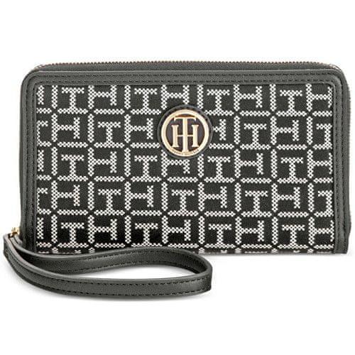 Tommy Hilfiger Dámská elegantní peněženka Carryall Wristlet