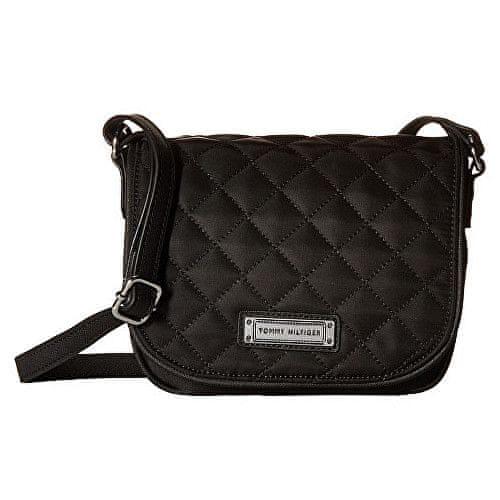 Tommy Hilfiger Dámská crossbody kabelka Womens Josephine II Saddle Bag Black