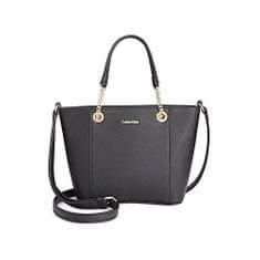 Calvin Klein Kabelka Calvin Klein Satchel Crossbody Bag black