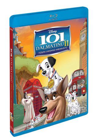 101 Dalmatinů 2: Flíčkova londýnská dobrodružství SE    - Blu-ray
