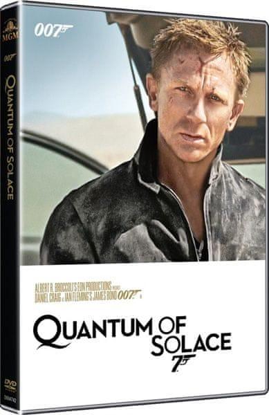 Quantum of Solace - DVD