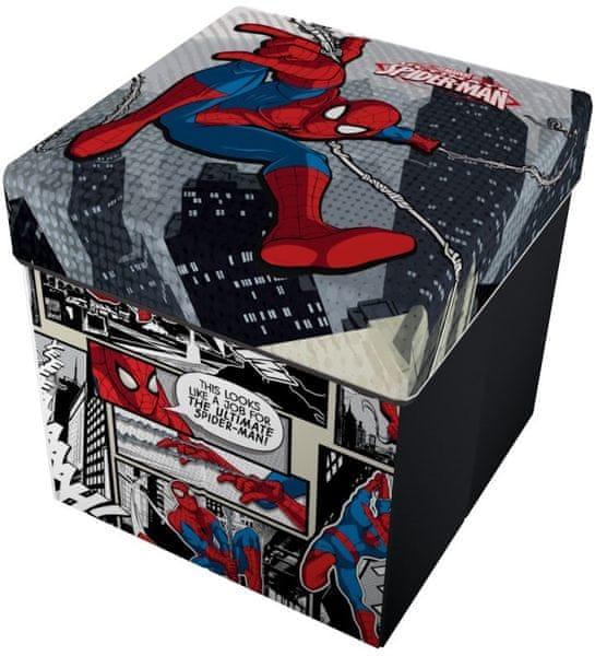 Lamps Úložný box Spiderman
