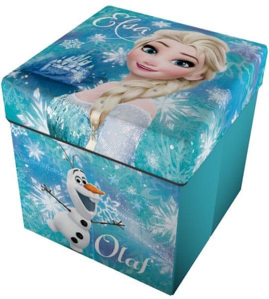 Lamps Úložný box Frozen modrý