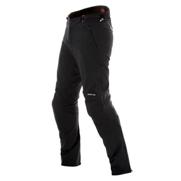 Dainese pánské kalhoty NEW DRAKE AIR vel.52, textil, černé