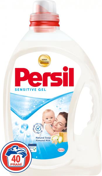 Persil Prací gel Sensitive 2,92 l, 40 praní