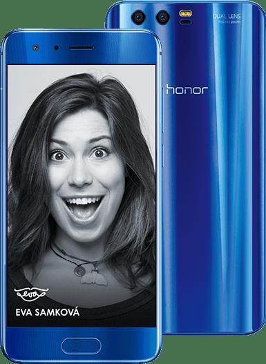 Honor 9, Dual SIM, 4GB/64GB, Sapphire Blue