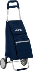Gimi Argo Nákupní taška na kolečkách 45 l, modrá