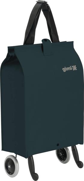 Gimi Brava Plus Nákupní taška na kolečkách 38 l, modrá