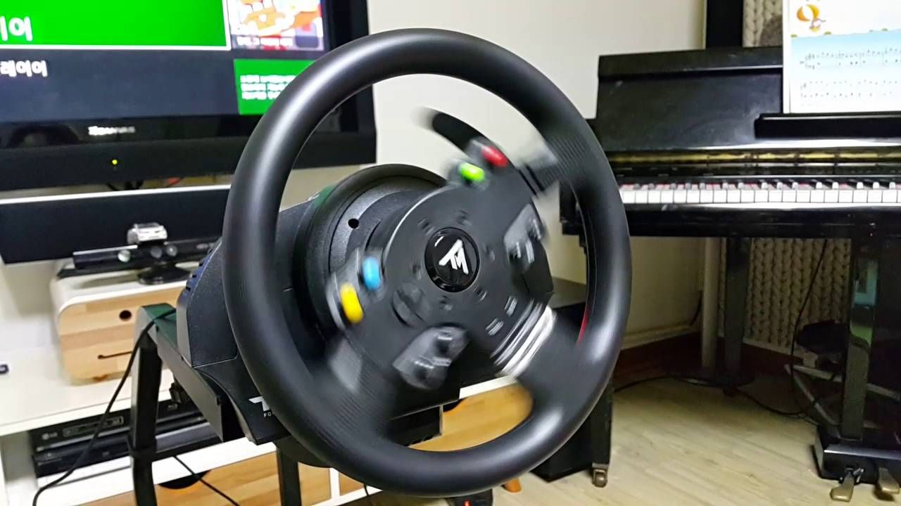 thrustmaster tmx force feedback for pc xbox one 4460136. Black Bedroom Furniture Sets. Home Design Ideas