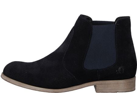 s.Oliver dámská kotníčková obuv 37 tmavo modrá