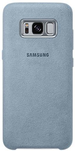 Samsung Kryt Alcantara (Samsung Galaxy S8), šedá