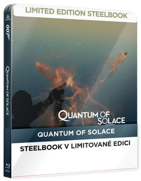 Quantum of Solace - Blu-ray