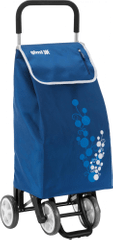 Gimi Nákupní taška na kolečkách Twin 56 l, modrá