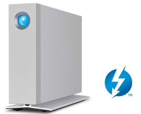 LaCie zunanji disk Thunderbolt 2 & USB 3.0, 4 TB [7200]
