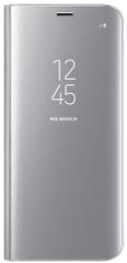Samsung Flipkryt Clear View (Samsung Galaxy S8), stříbrná