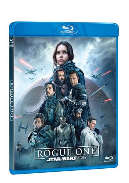 Rogue One: Star Wars Story (2 disky) - Blu-ray