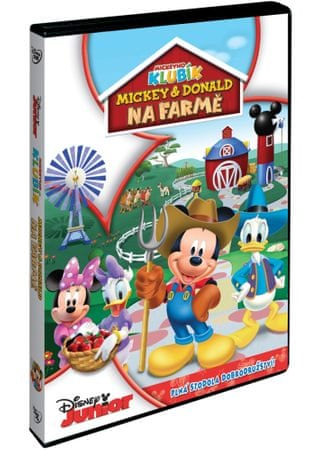 Disney Junior: Mickey a Donald na farmě    - DVD