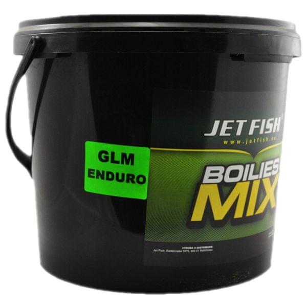 Jet Fish Boilie směs GLM Enduro 2 kg