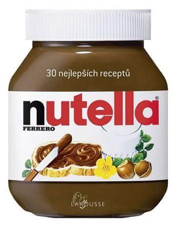 Nutella - 30 nejlepších receptů