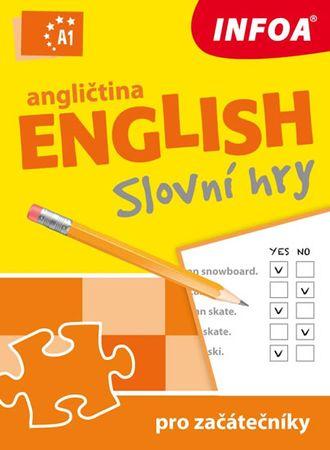 Smith-Dluha Gabrielle: Angličtina - Slovní hry A1 pro začátečníky