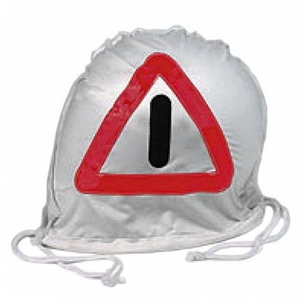 Held textilní obal HELD na přilbu, výstražný trojúhelník