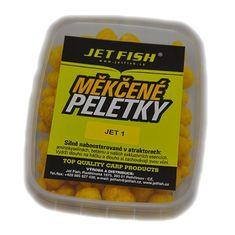 Jet Fish měkčené peletky 20g