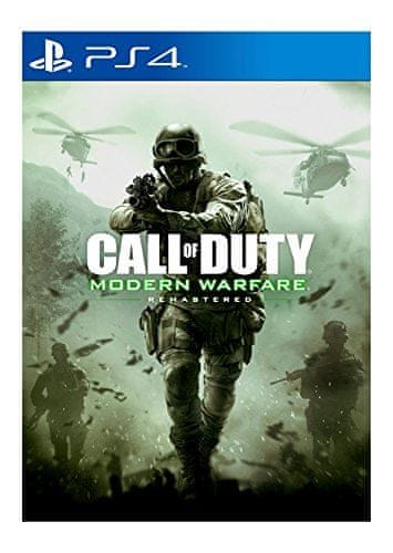 Activision Call of Duty: Modern Warfare Remastered / PS4