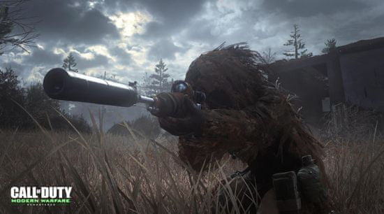 Activision Call of Duty: Modern Warfare Remastered (PS4)