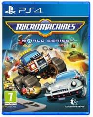 Codemasters Micro Machines World Series / PS4