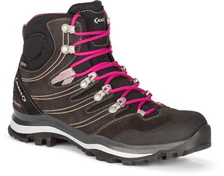 Aku pohodniški čevlji Alterra GTX Ws, črni/roza, 6 (39.5)